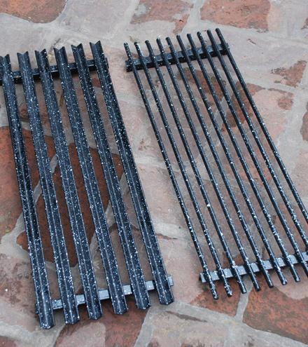 Modulos de hierro