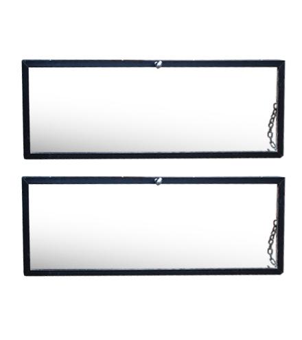 Dos Paneles de vidrio vitroceramico