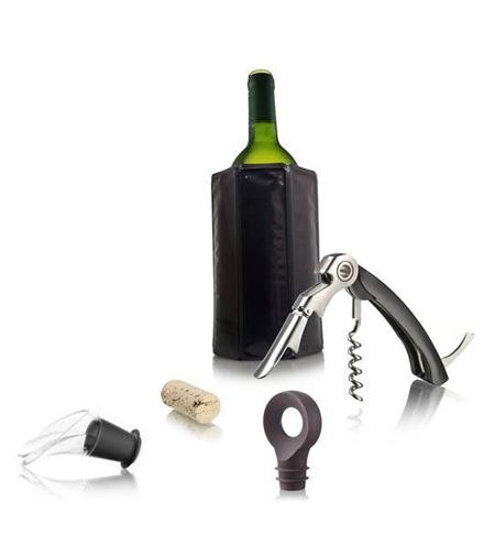 Set accesorios para vinos