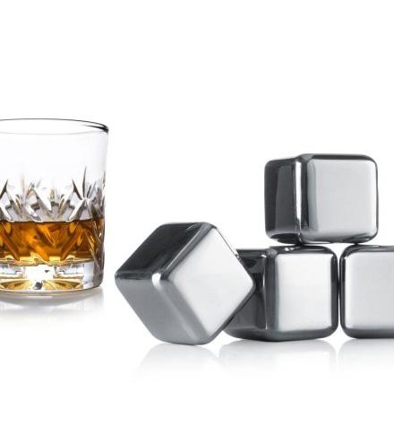 Cubos para enfriar bebidas